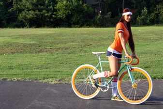 Езда для на велосипеде