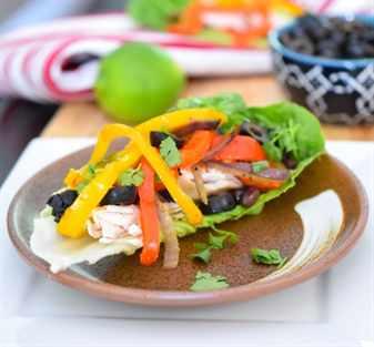 овощи с куриным мясом
