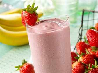 йогурт с фруктами