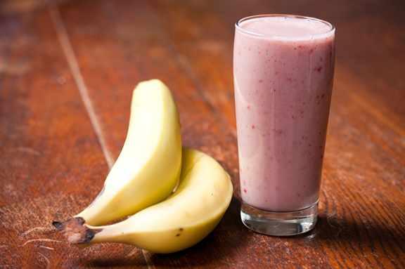 Как сделать напиток с бананом 283