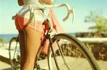 Похудеть поможет велосипед!