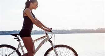 Хорошая велопрогулка заменит вам кардио-тренировку