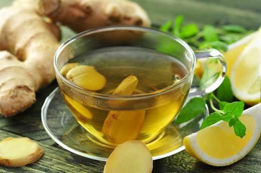 Чай и лимон полезен