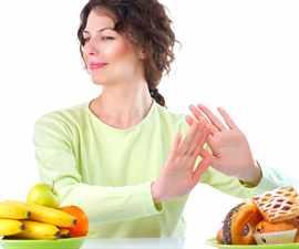 Создание диеты онлайн