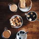 Угловодные дни - мюсли и фрукты для похудания