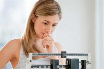 Набрать вес