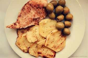 диетическое блюдо