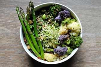 свежие овощи капуста броколли