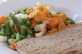 овощи приготовленные на пару