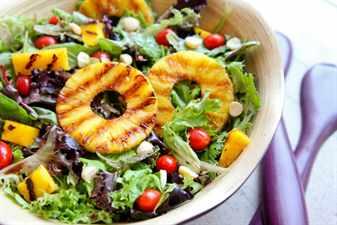 Овощи наделяют организм энергией и не позволяют переедать.