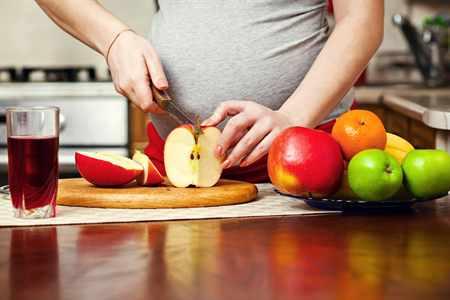 Рацион беременной женщины в 1 триместре