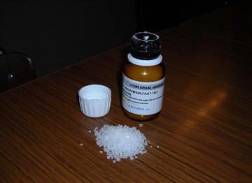 Натрий тиосульфат для очищения организма