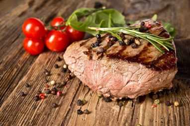 Белковая диета для поклонников мясных блюд