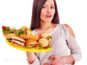 Легкая еда после отравления